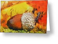 Beechnuts Greeting Card