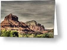 Bell Rock - Sedona Greeting Card by Dan Stone