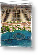 Bellagio - Impressions Greeting Card
