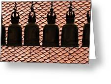 Bells Bangkok Greeting Card