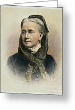Belva Ann Lockwood Greeting Card