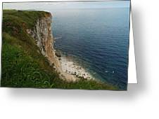Bempton Cliffs 4 Greeting Card