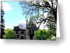 Beringer's Rhine House Greeting Card