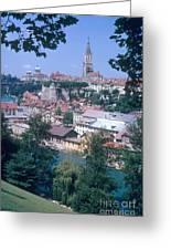 Berne, Switzerland Greeting Card