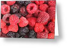 Berry Party Greeting Card