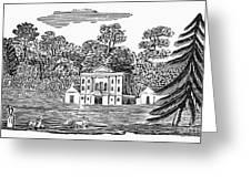 Bewick: Landscape Greeting Card