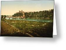 Beziers - France Greeting Card