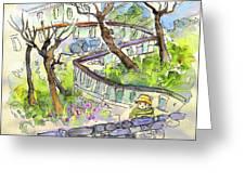 Biarritz 08 Greeting Card