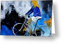 Bicycle 77 Greeting Card