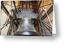 Big Bell Greeting Card