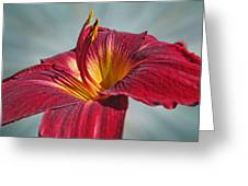 Big Red II Greeting Card