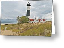 Big Sable Lighthouse Greeting Card