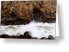 Big Sur 1 Greeting Card