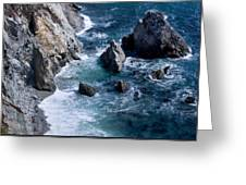 Big Sur Greeting Card by Anthony Citro