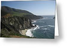 Big Sur Beauty 2 Greeting Card