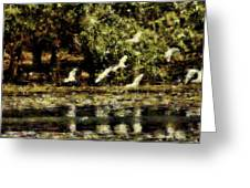 Billabong V9 Greeting Card