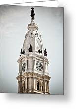 Billy Penn Greeting Card