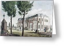 Birch: Philadelphia, 1800 Greeting Card
