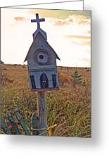 Bird Sanctuary Greeting Card