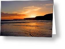 Birling Gap Beach Greeting Card