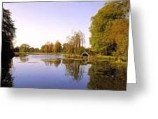 Birr Castle Demesne, Co Offaly, Ireland Greeting Card