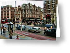 Bishopsgate Greeting Card