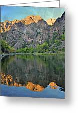 Black Canyon 4 Greeting Card by Marty Koch