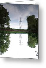 Black River Dadville Ny Greeting Card