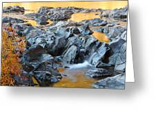 Black River Reflections At Johnsons Shut Ins State Park Vi Greeting Card