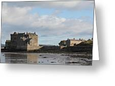 Blackness Castle Greeting Card