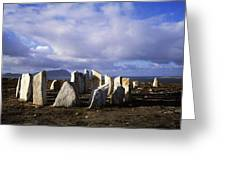 Blacksod Point, Co Mayo, Ireland Stone Greeting Card