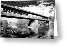 Blair Bridge Greeting Card