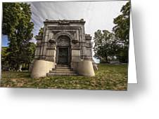 Blatz Family Mausoleum Greeting Card