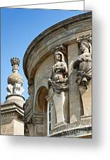 Blenheim Palace Detail Greeting Card