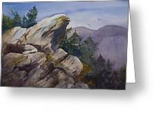 Blowing Rock Nc Greeting Card