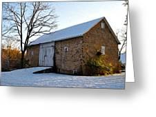 Blue Bell Barn Greeting Card