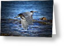 Blue Waters V2 Greeting Card