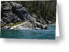 Boat A Rockin Greeting Card