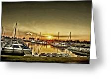 Boaters' Delight Greeting Card