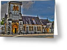 Bodalla All Saints Anglican Church  Greeting Card by Joanne Kocwin