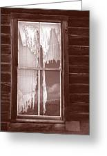 Bodie Window Greeting Card