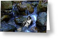 Bolin Creek Greeting Card