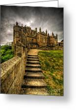 Bolsover Castle Greeting Card