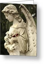 Bonaventure Angel 12 Greeting Card