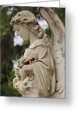 Bonaventure Angel 2 Greeting Card