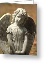 Bonaventure Angel 4 Greeting Card