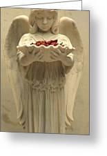 Bonaventure Angel 9 Greeting Card