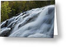 Bond Falls 9 B Greeting Card