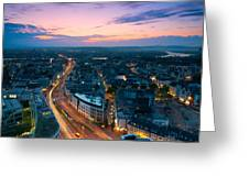 Bonn Skyline Greeting Card