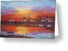 Bosham Estuary Greeting Card